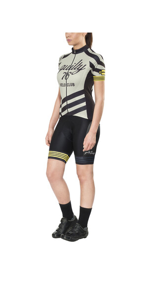 guilty 76 racing Velo Club Pro Race - Set para Mujer - gris